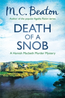 Death of a Snob, Paperback