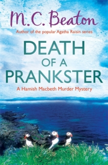 Death of a Prankster, Paperback