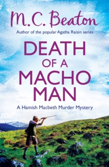 Death of a Macho Man, Paperback