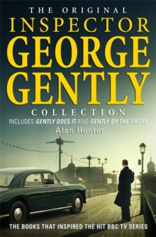 The Original Inspector George Gently Collection, Paperback