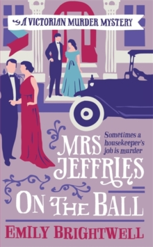 Mrs Jeffries on the Ball, Paperback