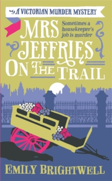 Mrs Jeffries on the Trail, Paperback