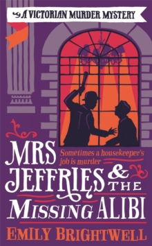 Mrs Jeffries and the Missing Alibi, Paperback