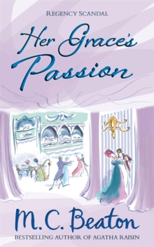 Her Grace's Passion, Paperback Book
