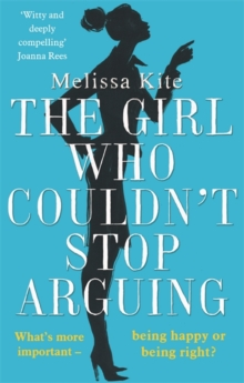 The Girl Who Couldn't Stop Arguing, Paperback Book