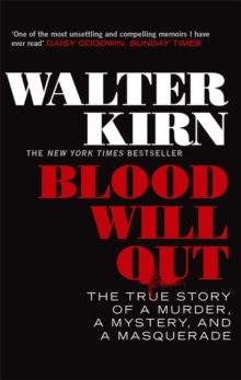 Blood Will out, Paperback