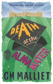 Death at the Alma Mater, Paperback