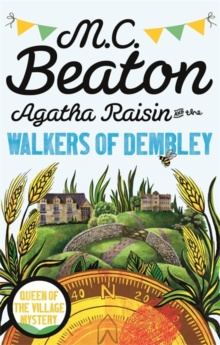 Agatha Raisin and the Walkers of Dembley, Paperback