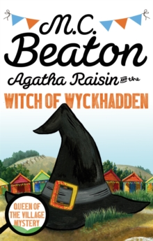 Agatha Raisin and the Witch of Wyckhadden, Paperback