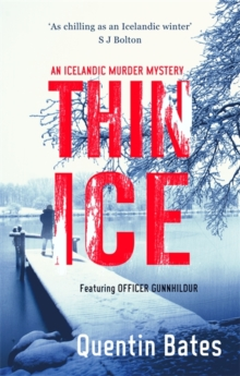 Thin Ice : An Inspector Gunna Mystery, Paperback