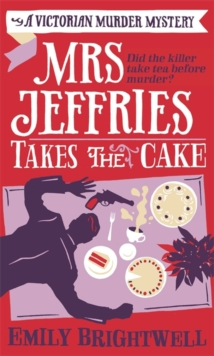 Mrs Jeffries Takes the Cake, Paperback