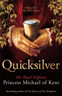 Quicksilver : A Novel, Hardback Book