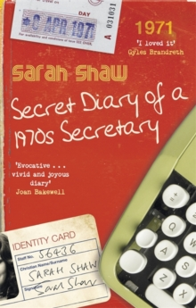 Portland Place : Secret Diary of a BBC Secretary, Hardback Book