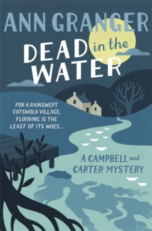 Dead in the Water, Hardback