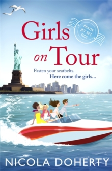 Girls on Tour, Paperback Book