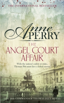 The Angel Court Affair, Paperback