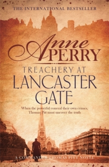 Treachery at Lancaster Gate, Hardback