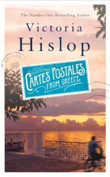 Cartes Postales from Greece, Hardback Book