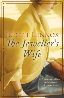 The Jeweller's Wife, Hardback Book