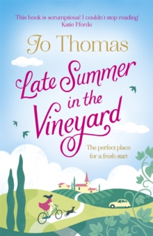 Late Summer in the Vineyard, Paperback