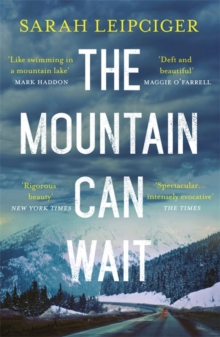 The Mountain Can Wait, Paperback Book