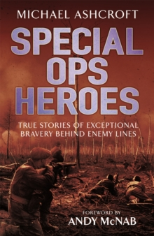 Special Ops Heroes, Paperback Book