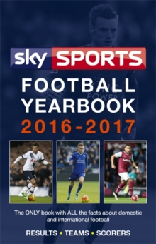Sky Sports Football Yearbook, Paperback Book