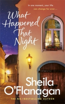 What Happened That Night, Hardback Book