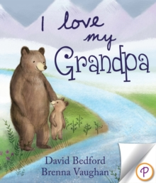 I Love My Grandpa - Picture Story Book, Paperback