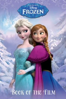 Disney Frozen Book of the Film, Paperback
