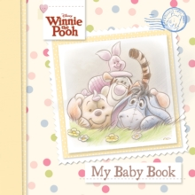 Disney Winnie the Pooh My Baby Book, Record book