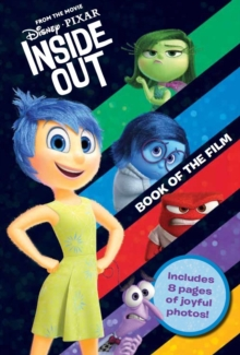Disney Pixar Inside Out Book of the Film, Paperback