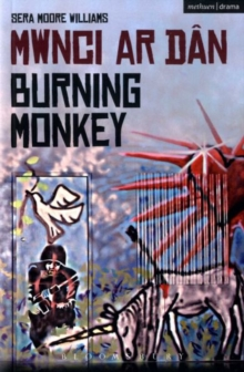 Burning Monkey : Mwnci Ar Dan, Paperback