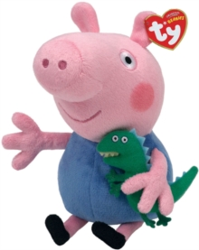 PEPPA PIG GEORGE BEANIE,  Book
