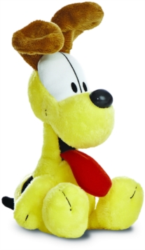 Odie 7 Inch Soft Toy,  Book