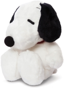 Snoopy Sitting 11 Inch Soft Toy,