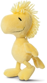 Woodstock 7.5 Inch Soft Toy,  Book