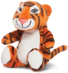 TIGER WHO CAME TO TEA BUDDIES 6 INCH SOF,