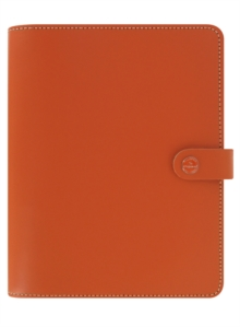 Filofax A5 Original Burnt Orange,