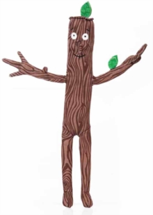 Stick Man 12 Inch Soft Toy,