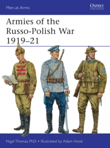 Armies of the Russo-Polish War 1919-21, Paperback