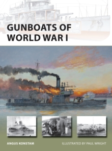 Gunboats of World War I, Paperback