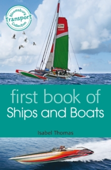 First Book of Ships and Boats, Paperback