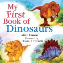 My First Book of Dinosaurs, Hardback Book