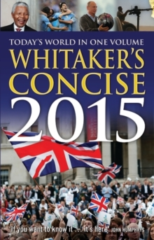 Whitaker's Concise, Paperback Book