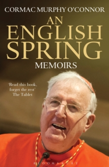 An English Spring : Memoirs, Hardback