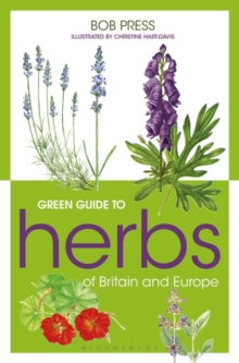 Green Guide to Herbs of Britain and Europe, Paperback
