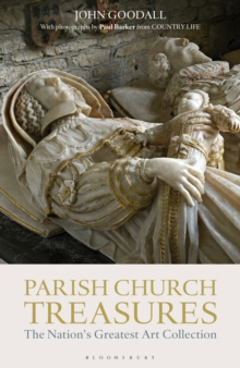 Parish Church Treasures : The Nation's Greatest Art Collection, Hardback