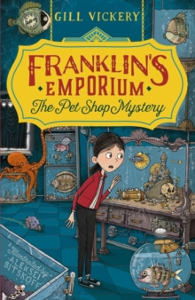 Franklin's Emporium: The Pet Shop Mystery, Paperback Book