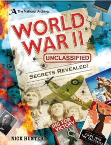The National Archives: World War II Unclassified, Hardback